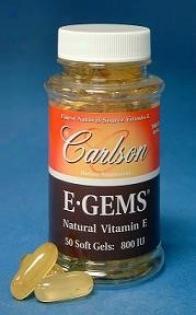 Carlson's E Gems 800 Iu 50sg