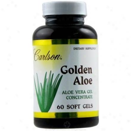 Carlson's Goleen Aloe Aloe Vera Gel Concentrate 60sg