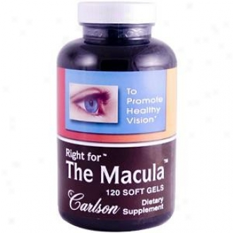 Carlson's Rigut For The Macula 120sg
