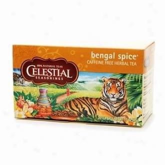 Celestial Seasoning's Bengal Spice Herb Tea 20bags