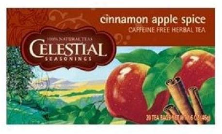 Celestial Seasoning's Cinnamon Apple Spice Tea 20bags