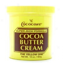 Cococare's Cocoa Butter Cream Super Rich Formula 16 Oz