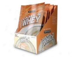 Rude Life's Boichem Sports Yams & Whey Powder 10packs