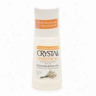 Ctystal Body Deodorant's Crystal Essence Mineral Deodorant Fall over and over On 2.25oz