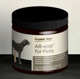 Crystao Star's Ar-ease For Pets 8oz