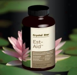 Crystal Star's Est-aid For Womenn 150capz