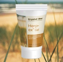 Crystal Star's Herp-ex Gel 1.5oz