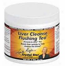 Crystal Star's Liver Cleanse Flushing Tea 3oz