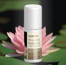 Crystal Star's Pro-est Balance Gel Roll-on 2oz