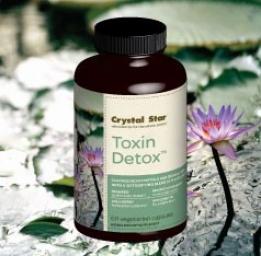 Crystal Star's Toxin Detox 60caps