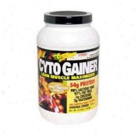 Cytosport's Cytogainer Bnana Cream 3.5lb