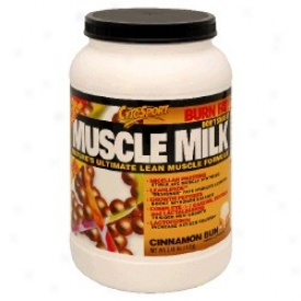 Cytosport's Muscle Milk Cinnamon Bun 2.48lb
