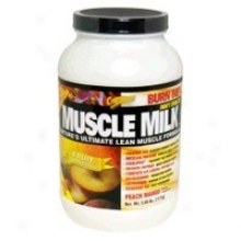 Cytosport's Muscle Milk Fruit Smoothie Peach Mango 2.48lb