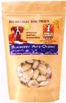 Dancing Paws Howlin' Epicure Blueberry Anti-oxdant 1bag