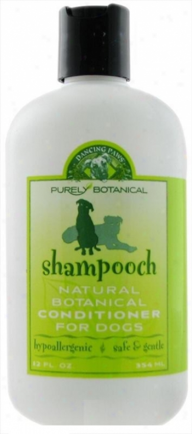 Dancing Paws Purely Botanical Conditioner For Dogs 12oz