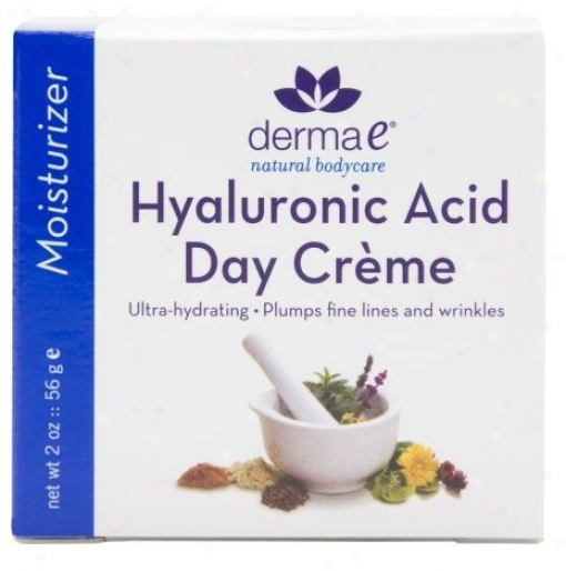 Demra-e's Hyaluronic Acid Day Creme 2oz