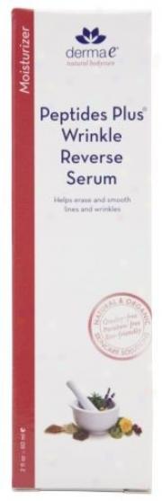 Derma-e's Peptidesã¿â¿â¾ Plus Serum 2oz