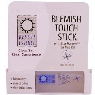 Desert Essence's Blemish Tocuh Stick .33oz