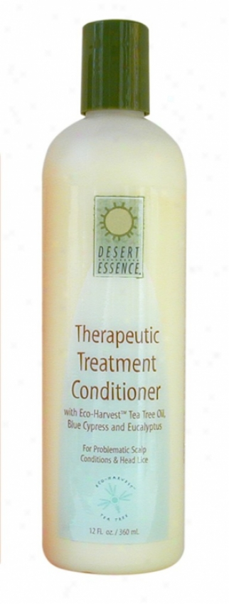 Desert Essence's Conditioner Therapeutic Treatment 12oz