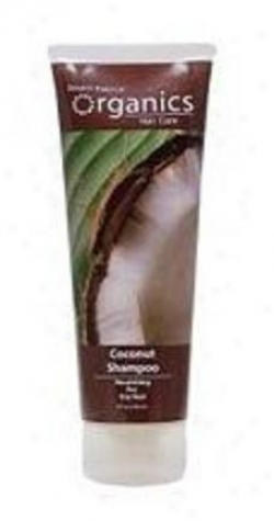 Desert Essence's Shampoo Organic Hair Care Coconut 8 Fl Oz