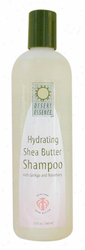 Desert Essence's Shampoo Shea Butter 12oz