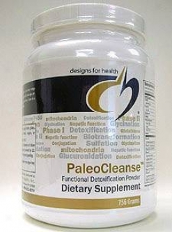 Desogns For Health Paleocleanse Natural Berry Piwder Drink Mix 756 Grams