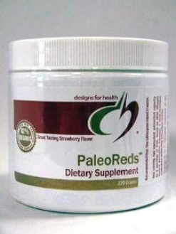 Designs For Health Paleoreds Strawberry Flavor 270 Grams