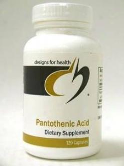 Designs For Health Pantotheniv Acid 120 Caps