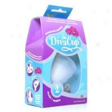 Diva - The Divacup Model #2 Postchildbirth Cup