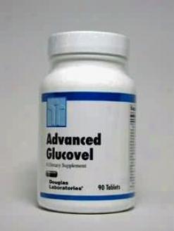 Douglas Lab's Advanced Glucovel 90 Tabs