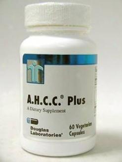 Douglas Lab's Ahcc Plus 60 Vcaps