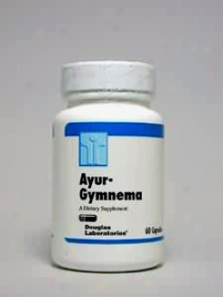 Douglas Lab's Ayur-gymnema 250 Mg 60 Caps