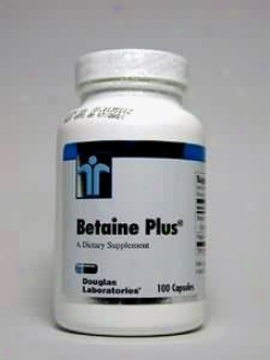 Douglas Lab's Betaine Plus 100caps