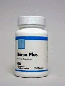 Douglqs Lab's Boron More 6 Mg 250 Tabs
