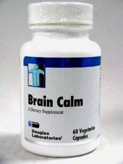 Douglas Lab's Brain Calm 60 Vcaps