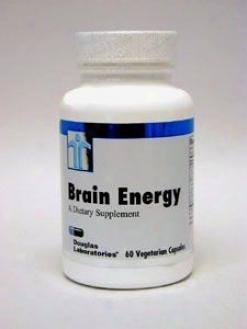 Douglas Lab's Brain Energy 60 Vcals