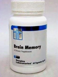 Douglas Lab's Brain Fame 60 Vcaps