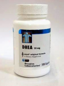 Douglas Lab's Dhea 10 Mg 100 Caps