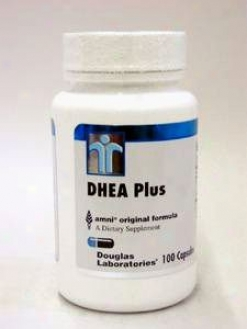 Douglas Lab's Dhea Plus 25 Mg 100 Caps