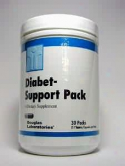 Douglas Lab's Diabet-support Pack 30 Pkts