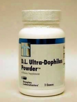 Douglas Lab's Dl Ultra-dophilus Powder 2 Oz