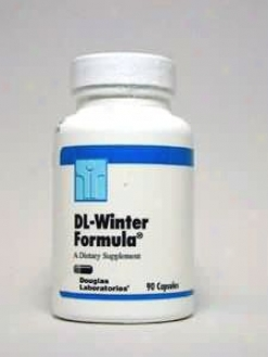 Douglas Lab's Dl Winter Formula 09 Caps