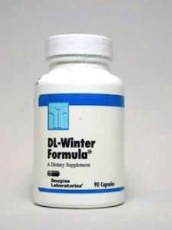 Douglas Lab's Dl Winter Formula 09 Caps