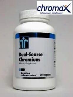 Douglas Lab's Dual Source Chromium 250 Caps