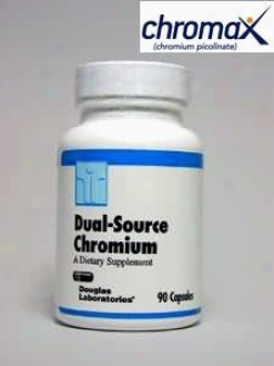 Douglas Lab's Dual Source Chromium 90 Caps