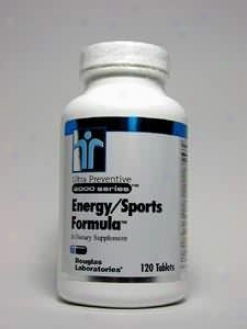 Douglas Lab's Energy/sports Formula 120 Tabs
