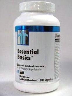 Douglas Lab's Vital Basics 180 Caps