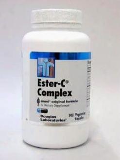 Douglas Lab's Ester C Complex 100 Vcaps