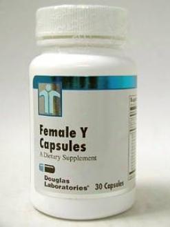 Douglas Lab's Female Y Capsules 30 Caps