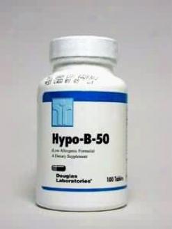 Douglas Lab's Hypo-b-50 100 Tqbs